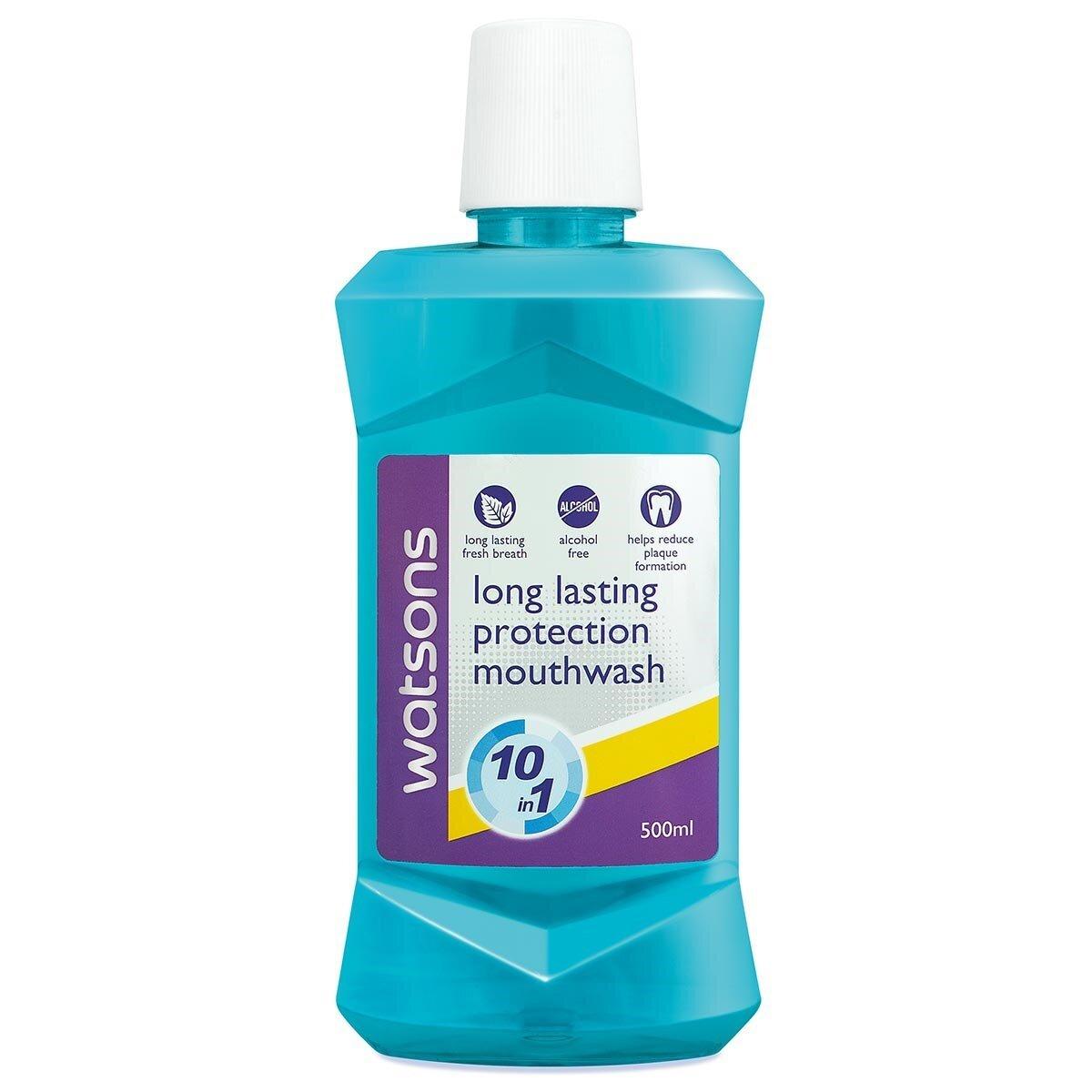 10 in 1 Ağız Çalkalama Suyu 500 ml