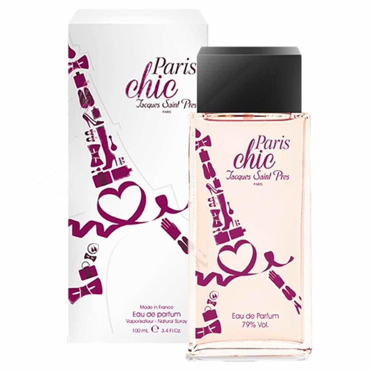 Paris Chic Edp Parfüm100 ml