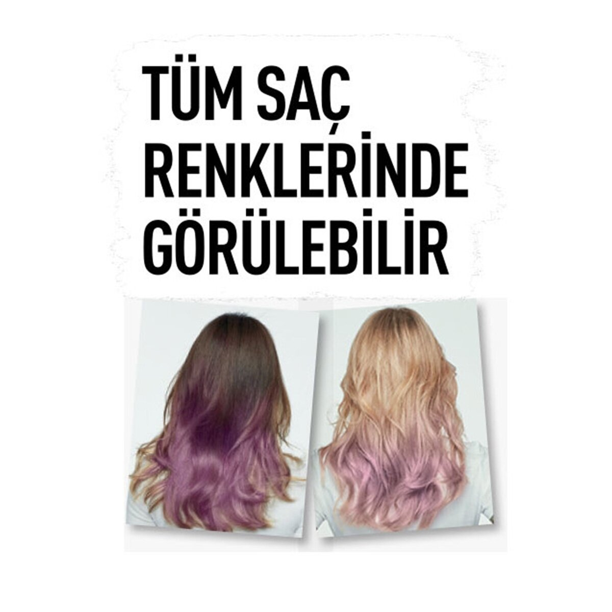 Renkli Saç Spreyi 2 Blue