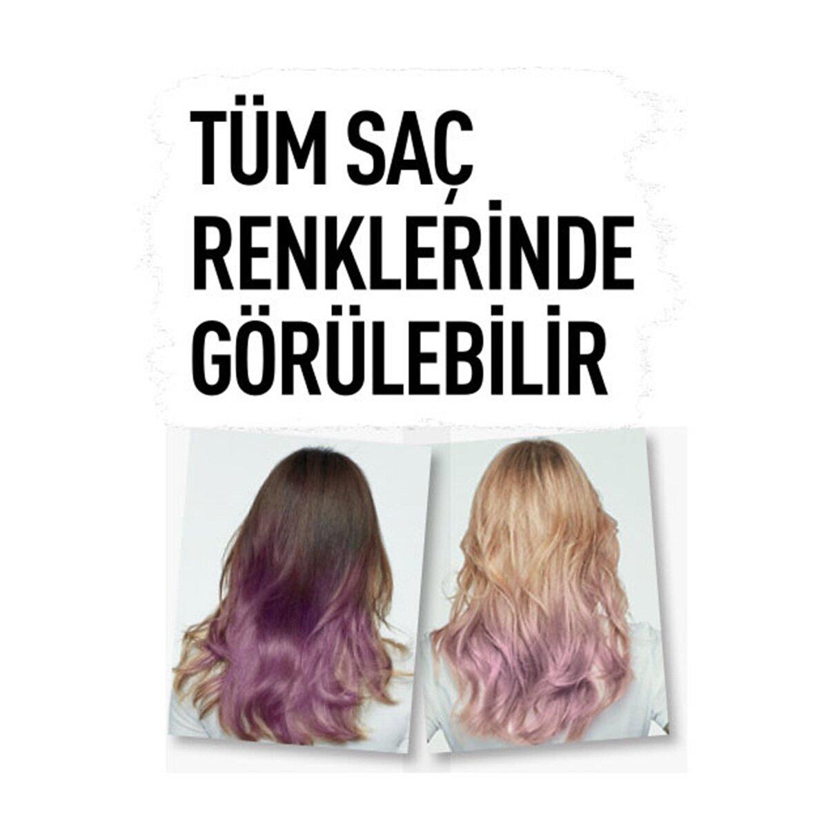 Renkli Sprey Saç Boyası 7 Teal
