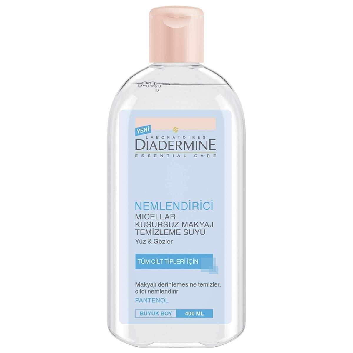 Essentials Nemlendirici Micellar Kusursuz Makyaj Temizleme Suyu Yüz ve Gözler 400 ml