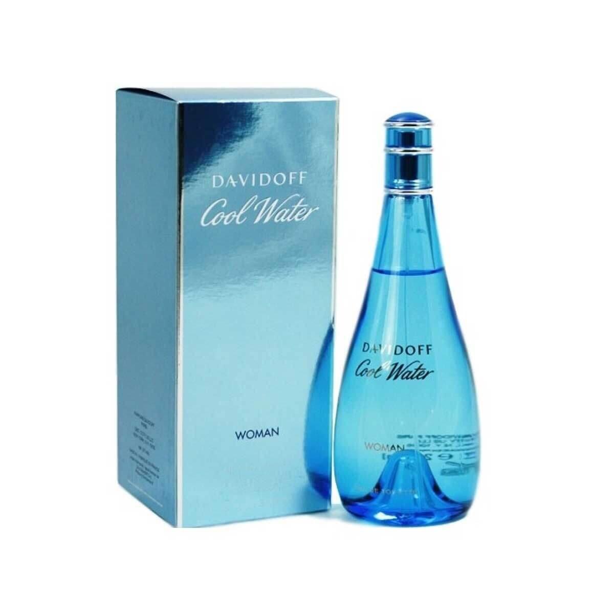 Cool Water Kadın Parfüm Edt 100 ml