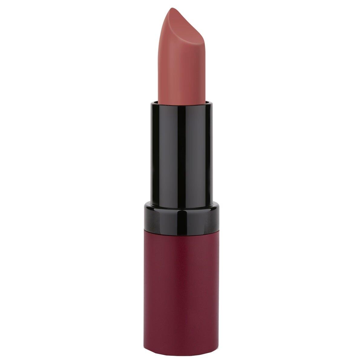 Velvet Matte Lipstick Ruj No 16 Golden Rose Watsons