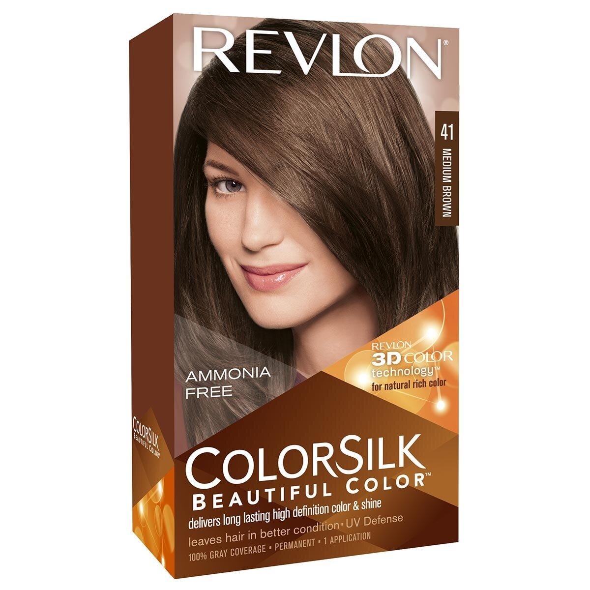 Colorsilk Saç Boyası Kahve
