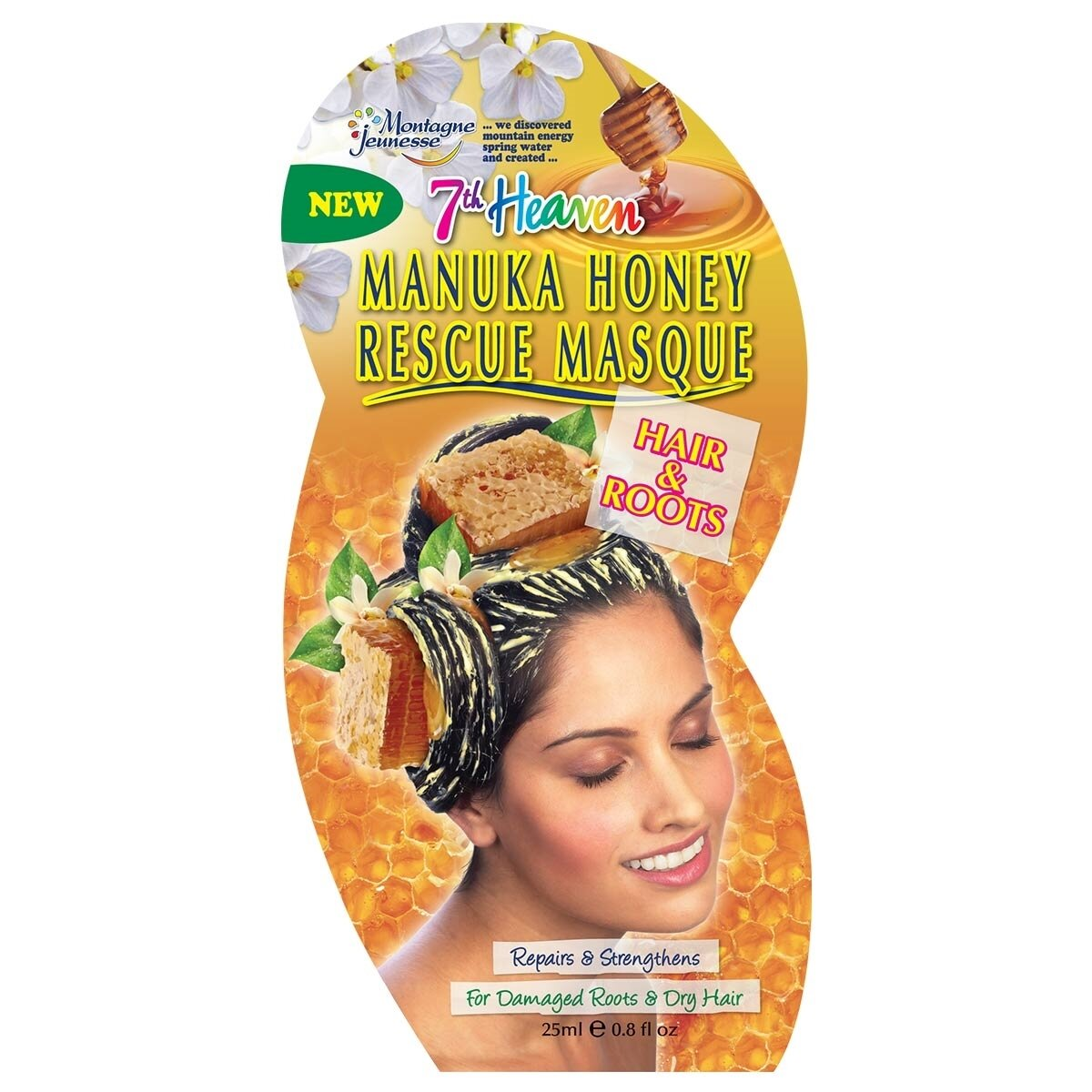 Manuka Honey Rescue Saç Maskesi 25 ml