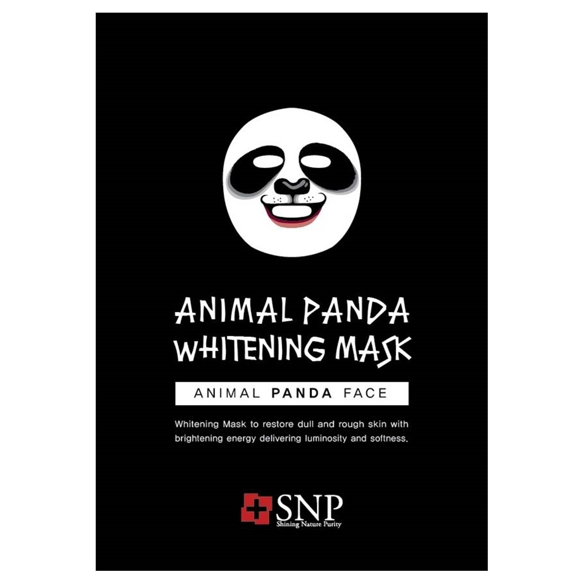 Animal Panda Beyazlatıcı Maske 25 Ml Snp Watsons
