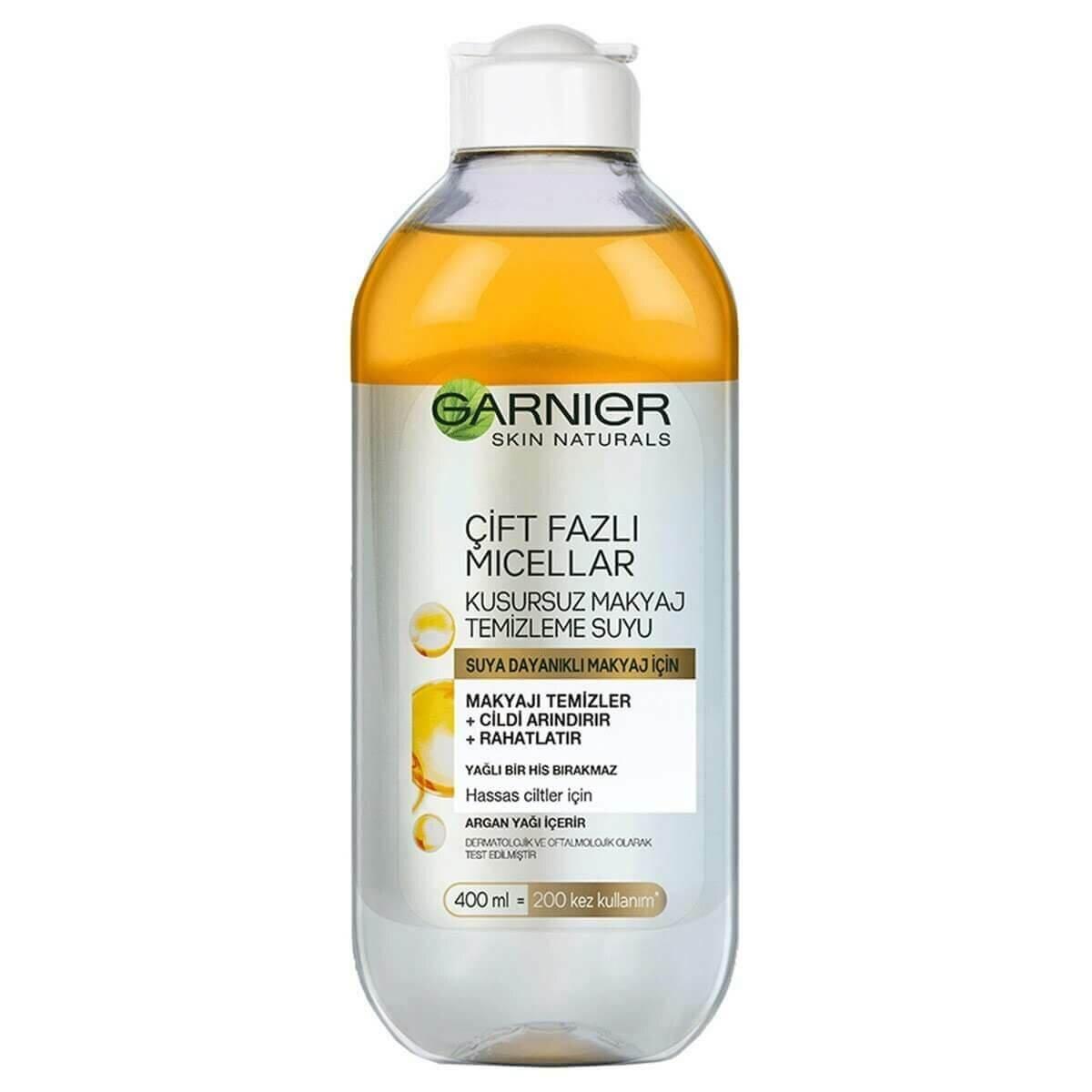 Micellar Oil Makyaj Temizleme Suyu 400ml