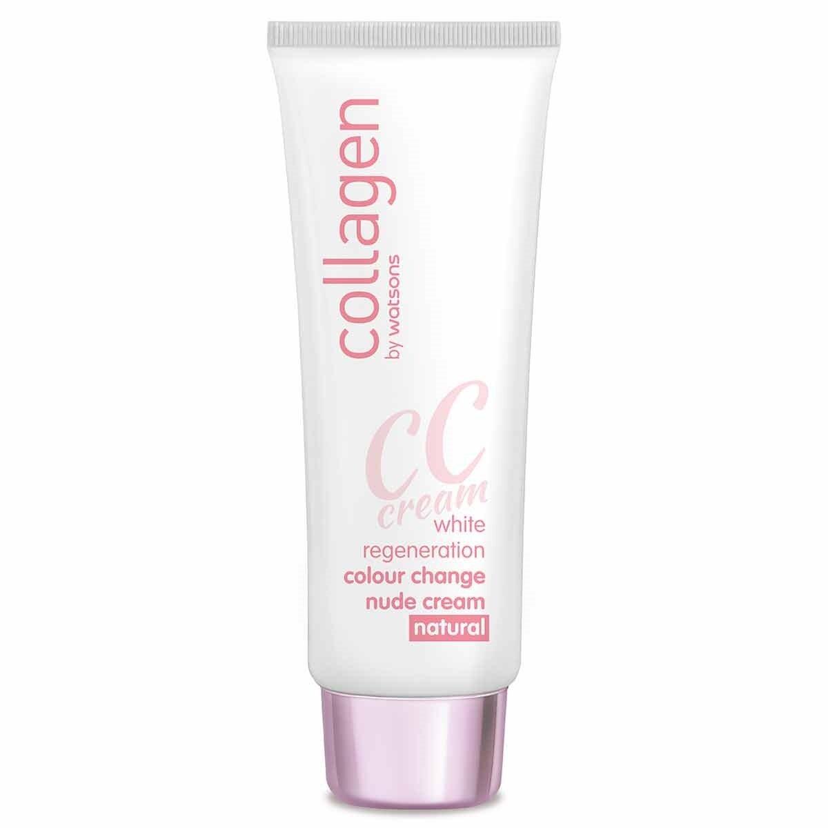 White Regeneration Nude CC Cream Natural 30 ml