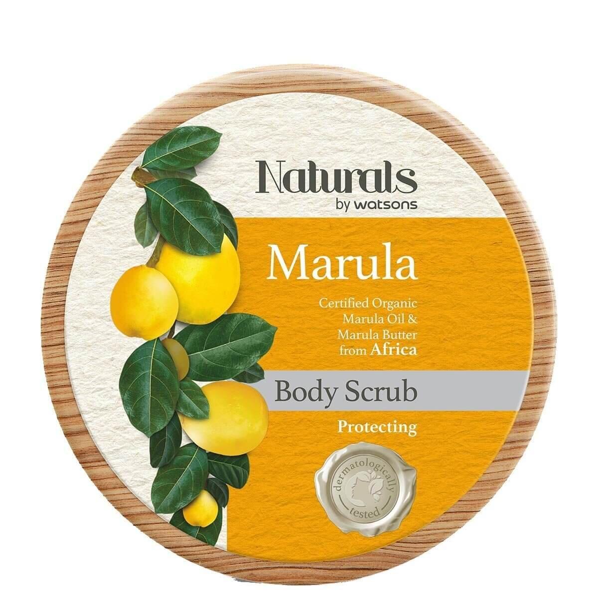 Marula Body Scrub 200 gr