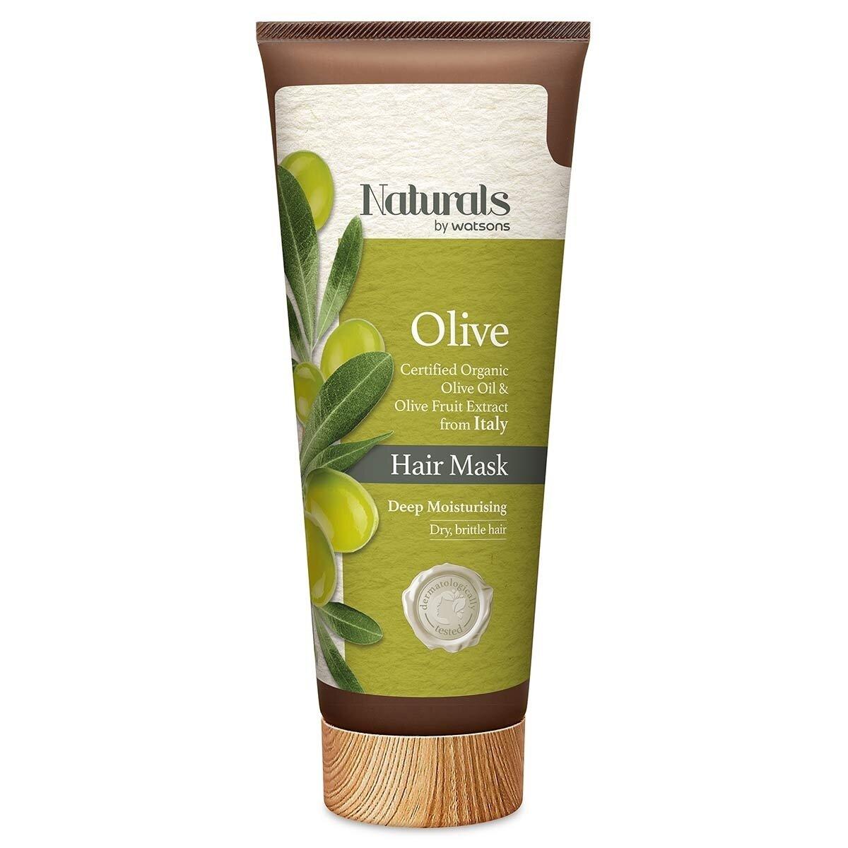 Olive Saç Maskesi 200 gr
