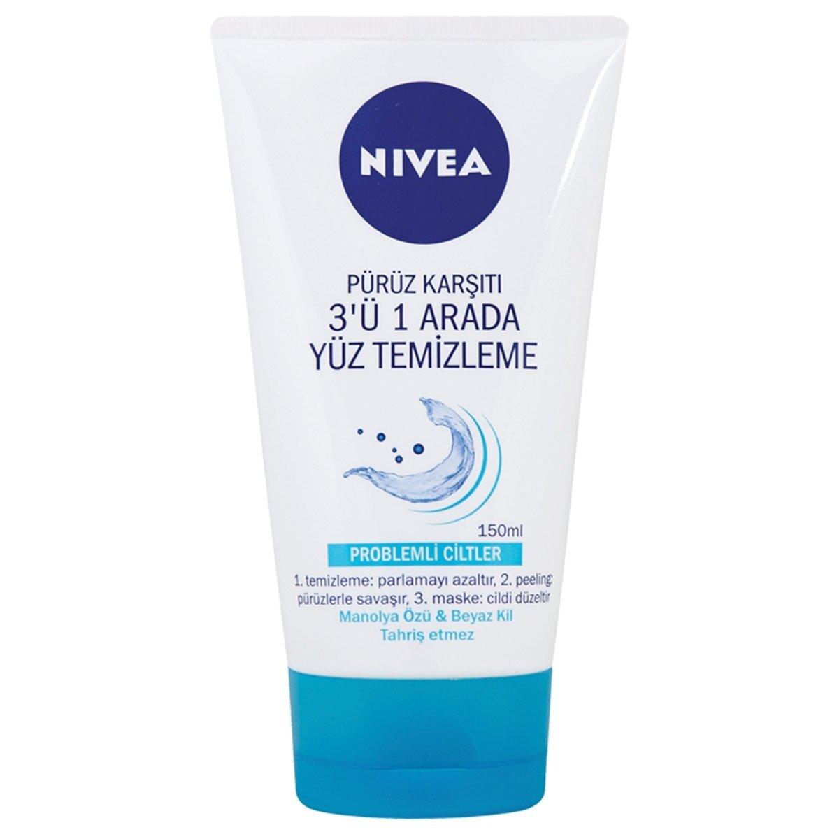 Visage Pure & Effect Allinone Yüz Temizleme Jeli 150 ml
