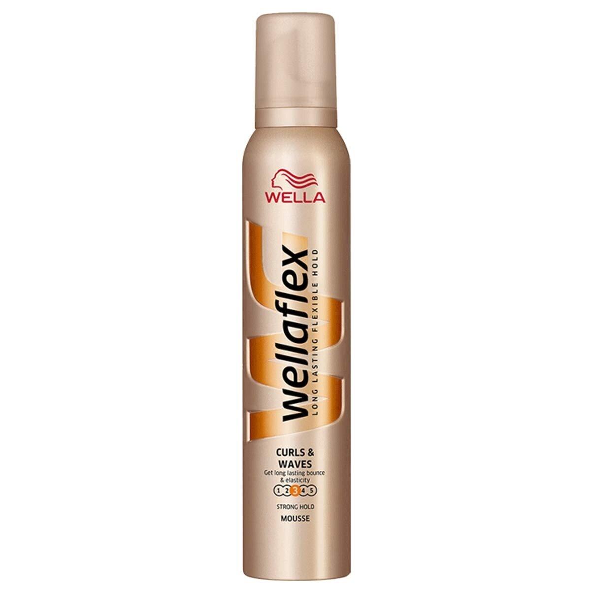 Flex Bukle Ve Dalgalı Saç Saç Köpüğü 200 ml