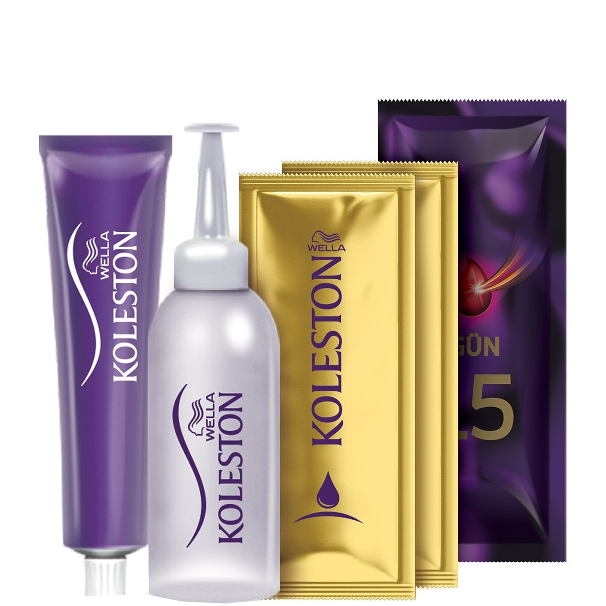 Kit Saç Boyası Extra Intense Ash Blonde 12/11