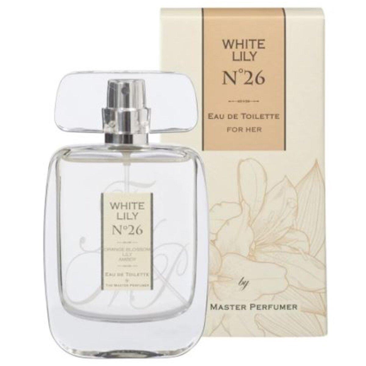 White Lily N.26 Kadın Parfüm 50 ml