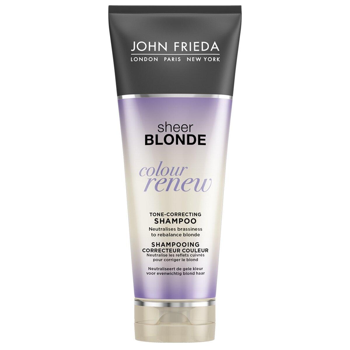 Sheer Blonde Colour Renew Şampuan 250 ml
