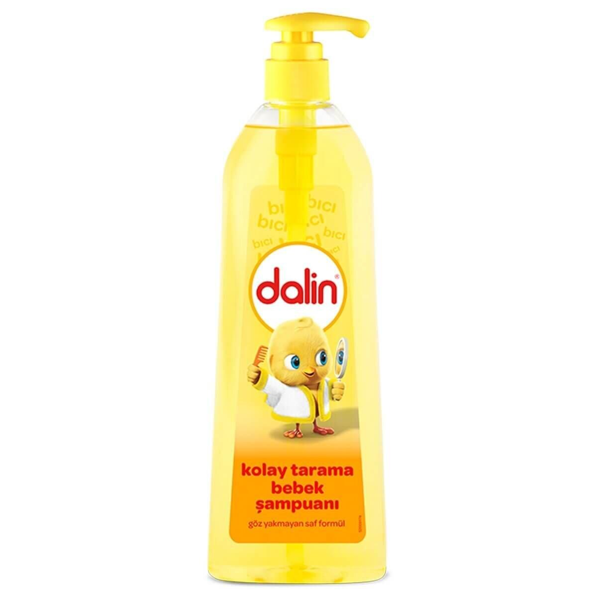 Kids Kolay Taramak için Şampuan 750 ml