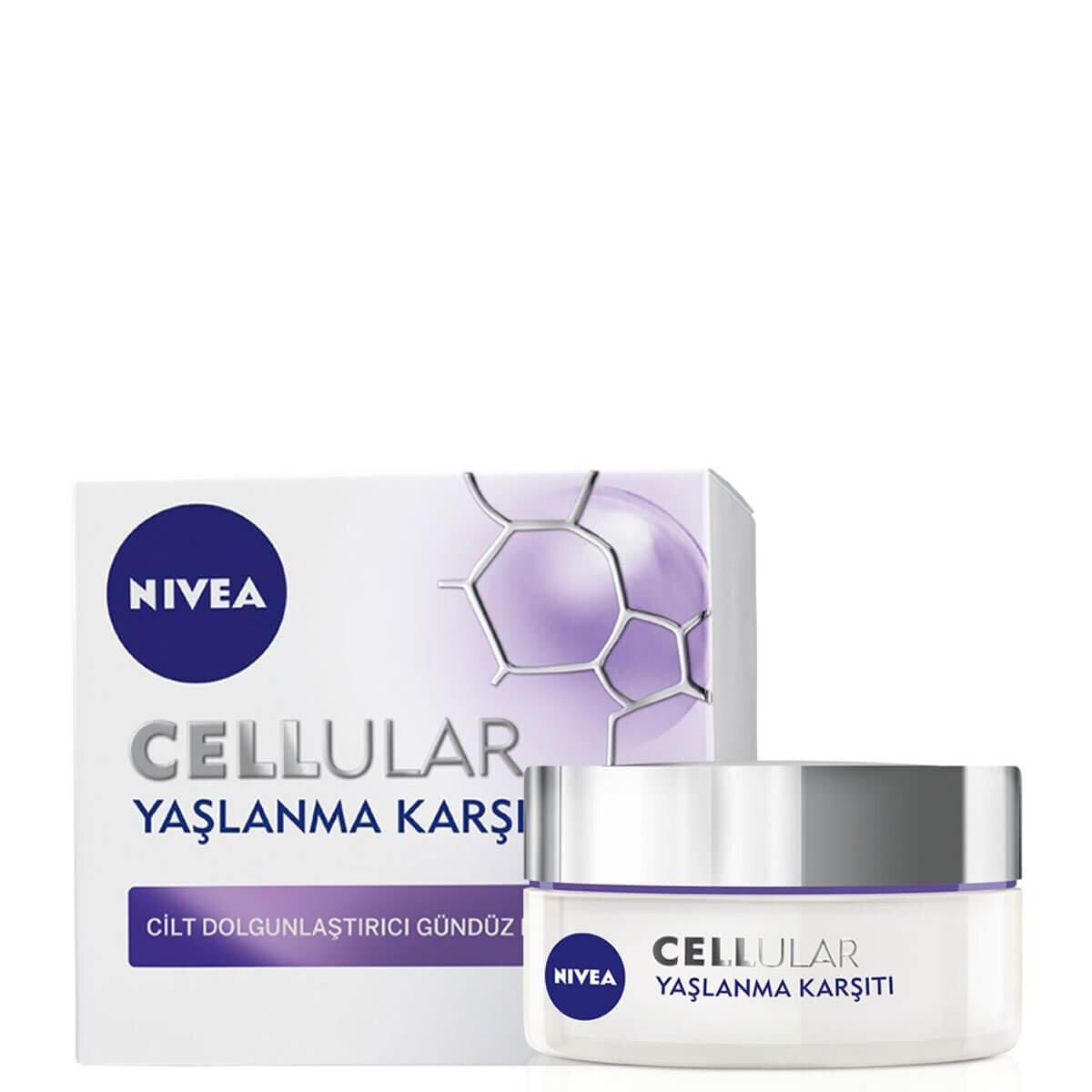 Visage Cellular Dolgunlaştırıcı Gündüz Kremi 50 ml