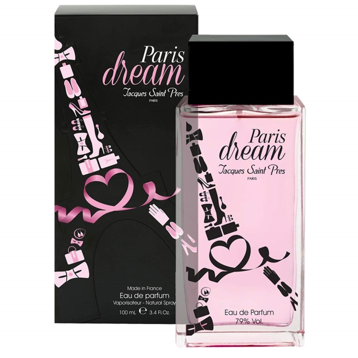 Paris Dream Kadın Parfümü Edp 100 ml