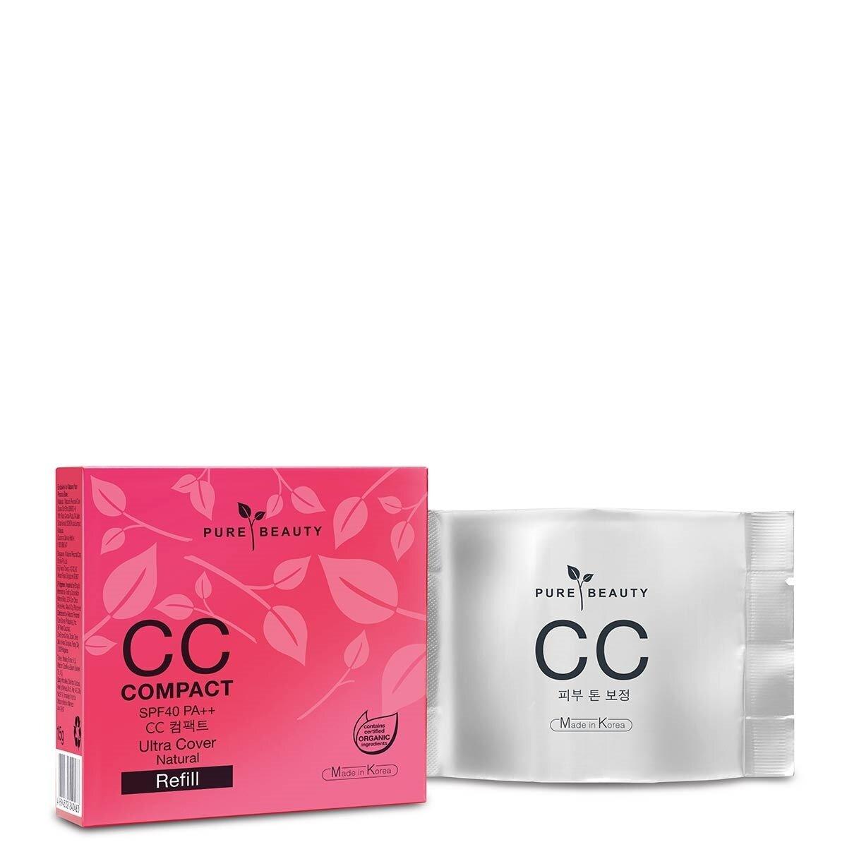 CC Compact GKF 40 Pa++ Natural Refill 15 mg