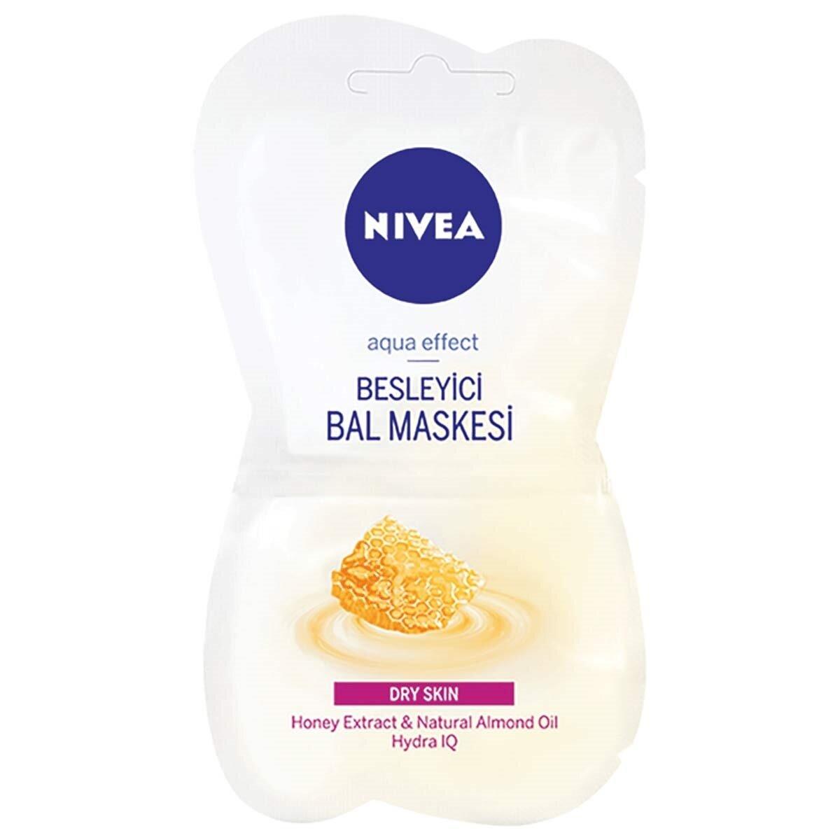 Visage Besleyici Bal Maskesi 15 ml