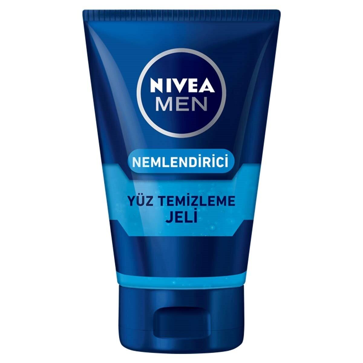 Erkek Yüz Temizleme Jeli 100 ml