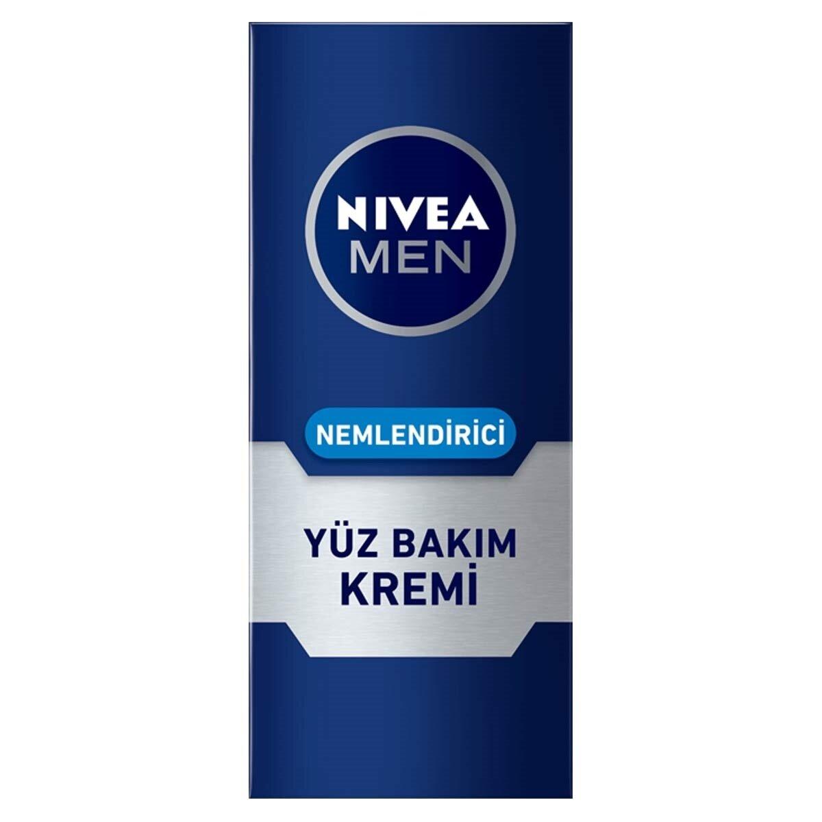 Erkekler İçin Nemlendirici Bakım Kremi 75 ml