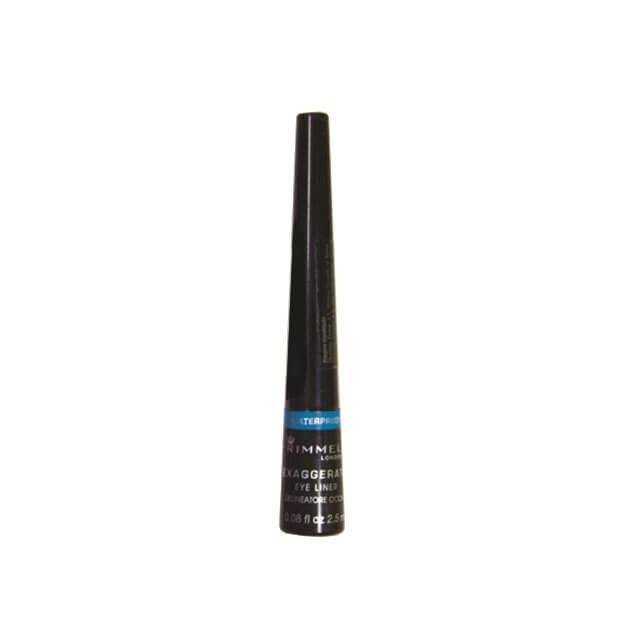 Exaggerate Liquid Waterproof Eyeliner Siyah