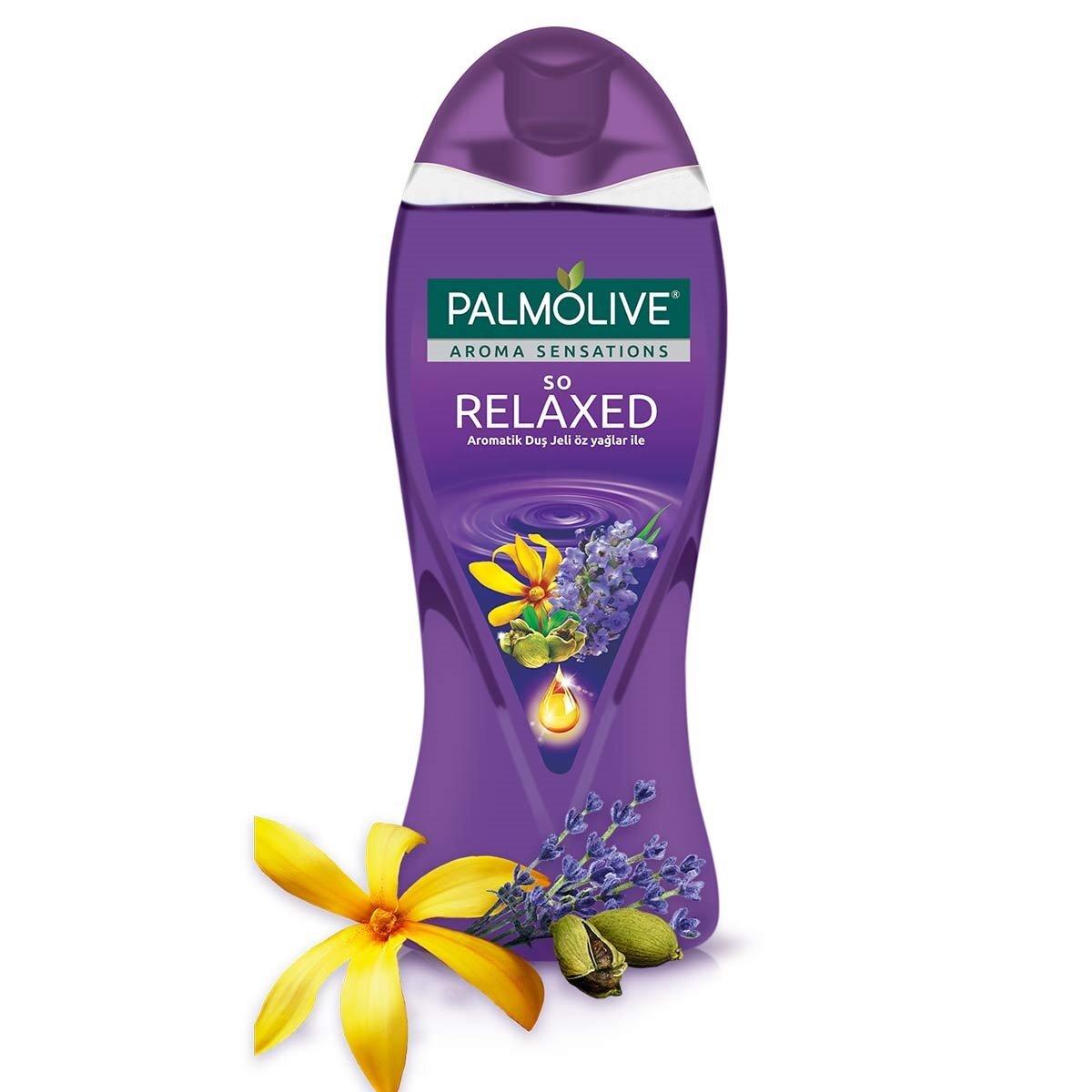 Aroma Sensations So Relaxed Aromatik Duş Jeli 500 ml