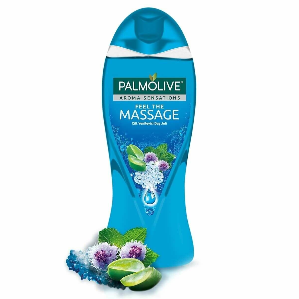 Aroma Sensations Feel Massage Duş Jeli 500ml