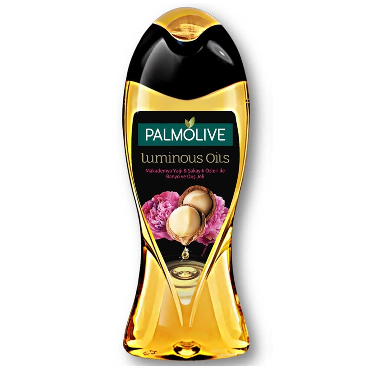 Luminous Oils Makdemia Yağı ve Şakayık Özlü Duş Jeli 500 ml