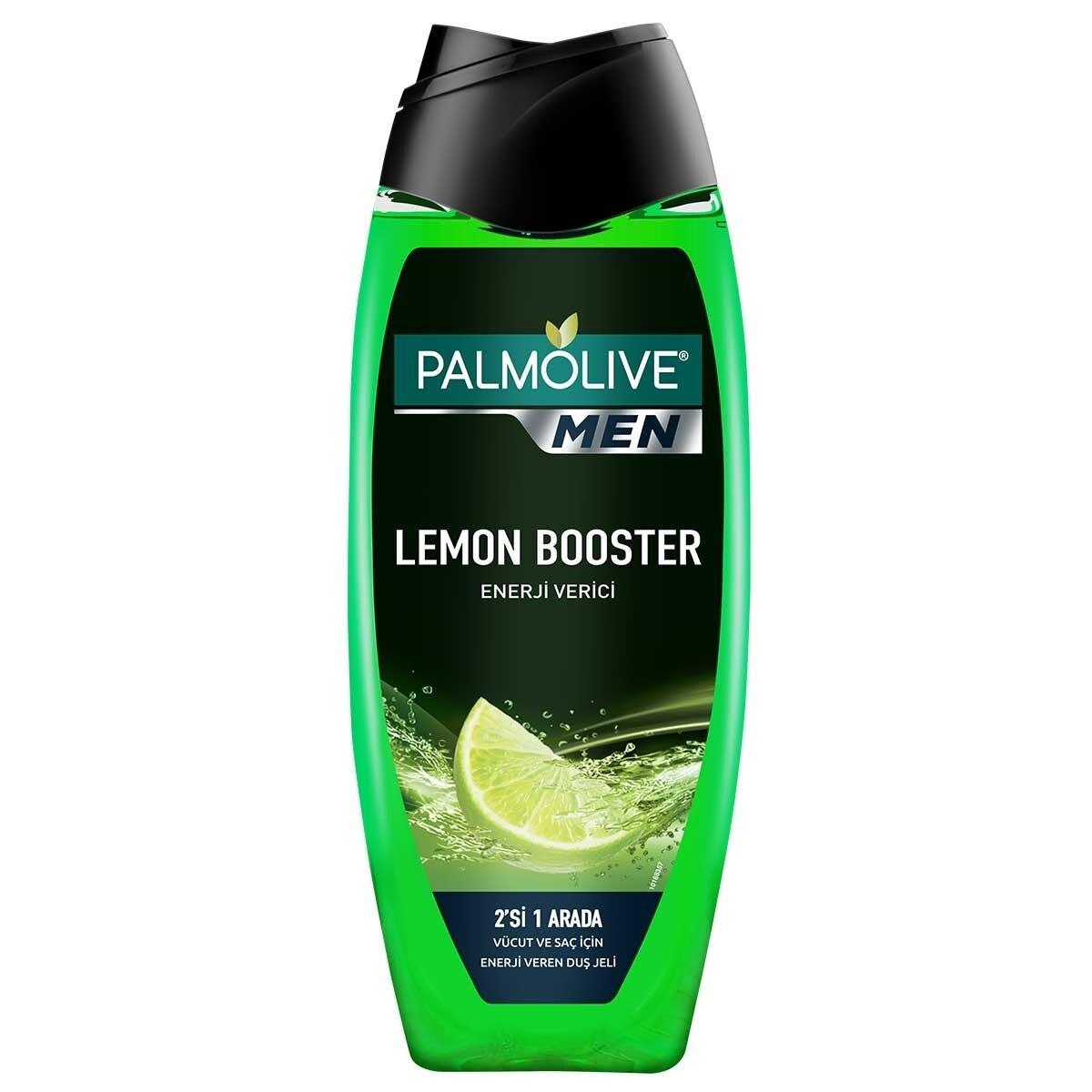 Lemon Booster Erkekler İçin Duş Jeli 500 ml