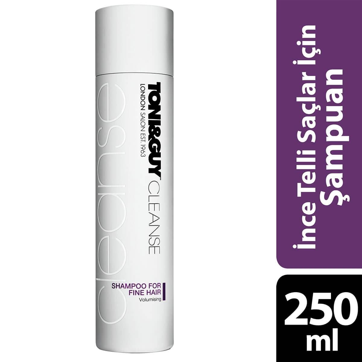 Fine Hair Şampuan 250 ml