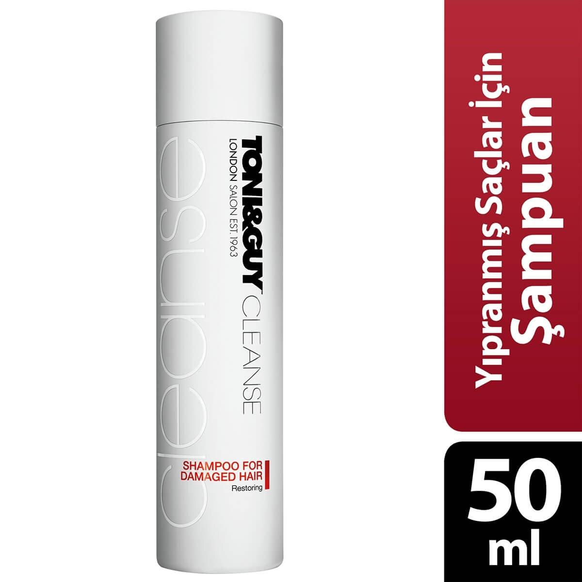 Damaged Hair Şampuan 50 ml