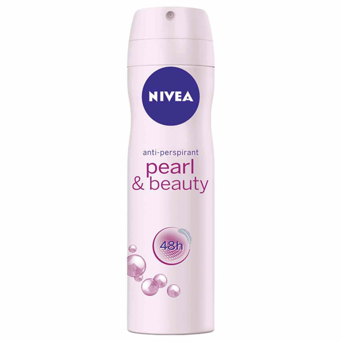 Pearl Beauty Deodorant Sprey 150 ml