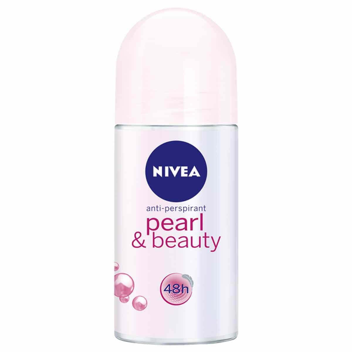 Pearl Beauty Deodorant Roll On 50 ml