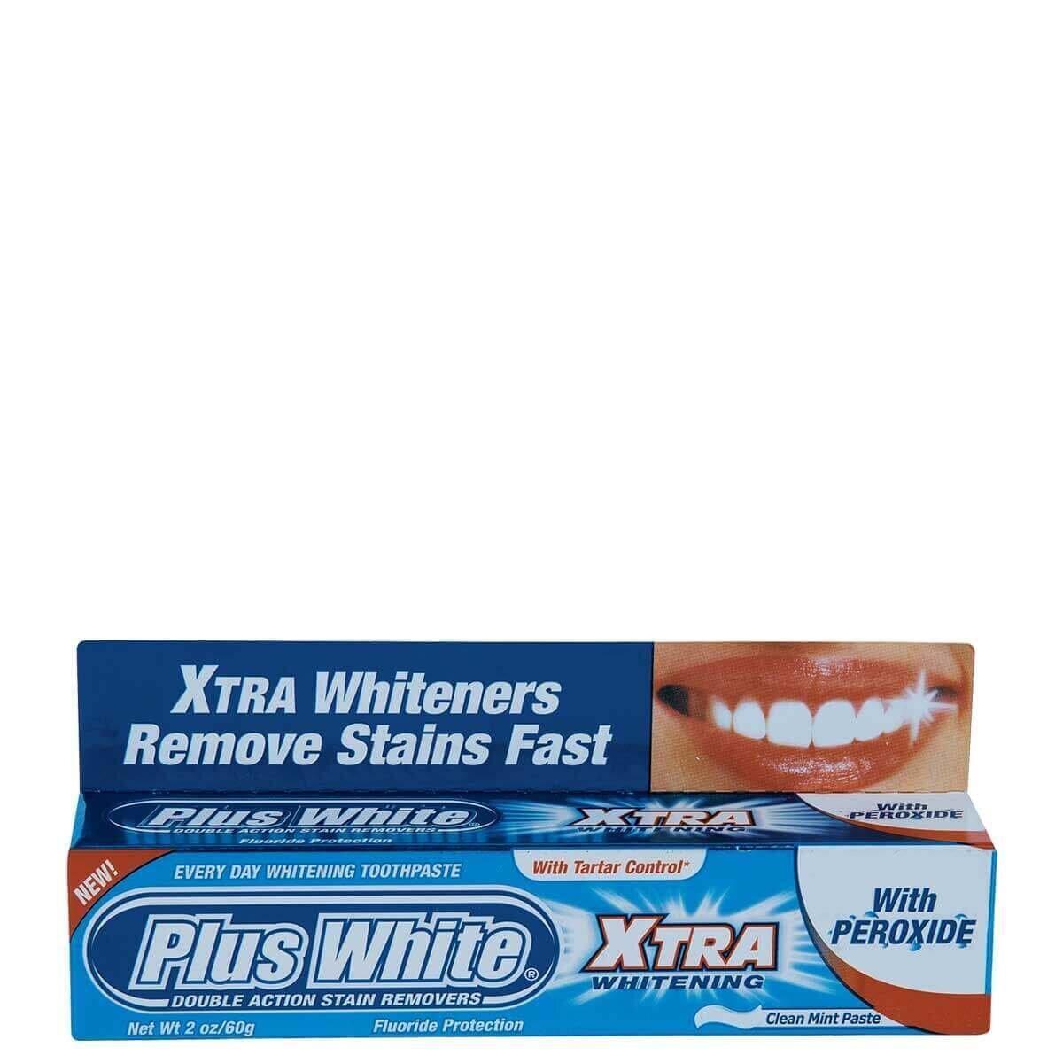 Peroksitli Beyazlatıcı Diş Macunu 60 Gr