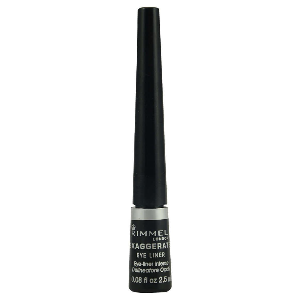 Exaggerate Liquid Eyeliner No. 001