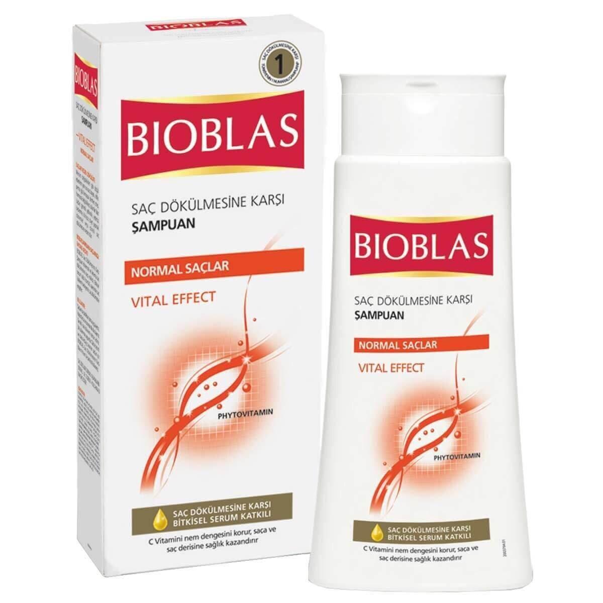 Normal Saçlar İçin Şampuan 400 ml