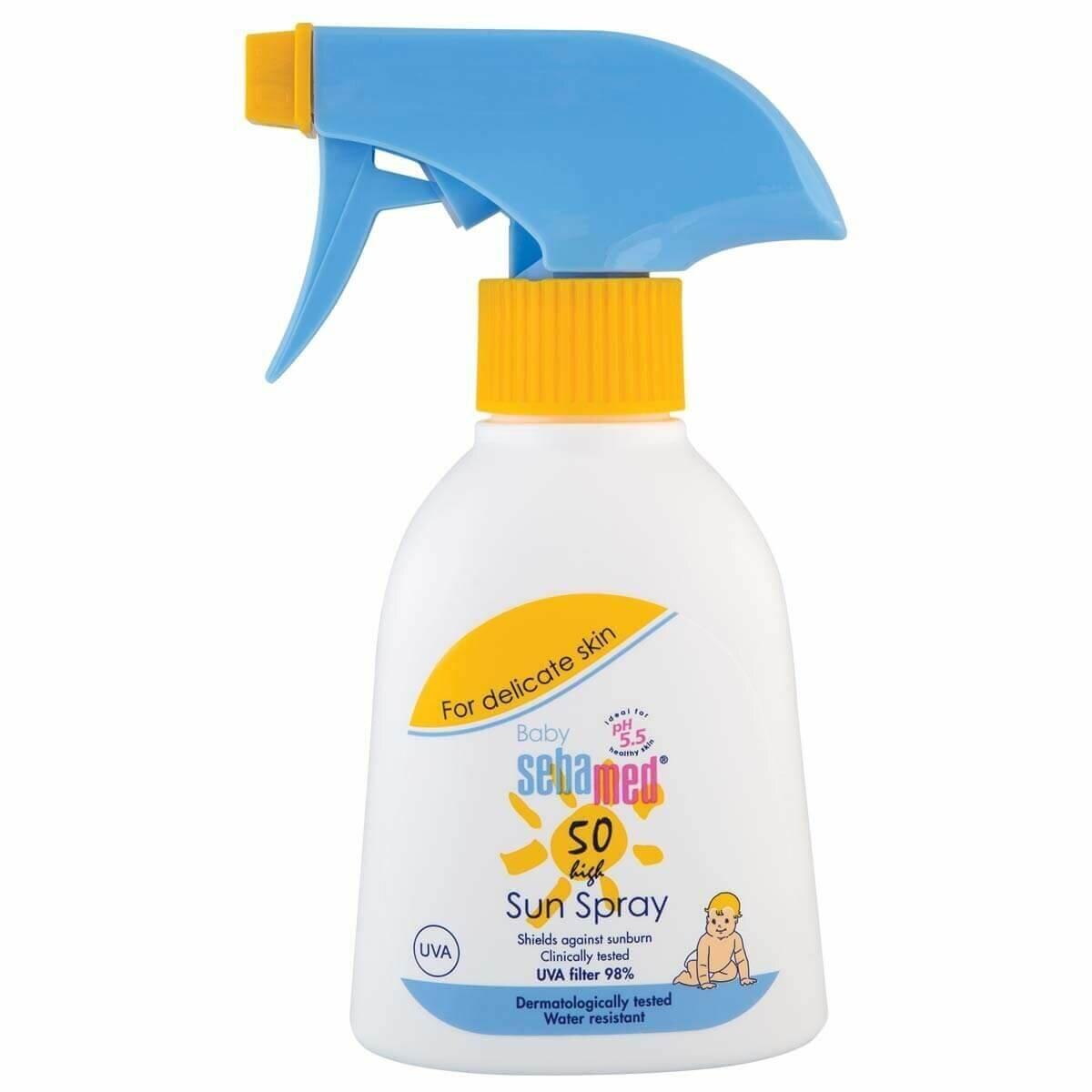 Baby Sun Spray F50 200ml