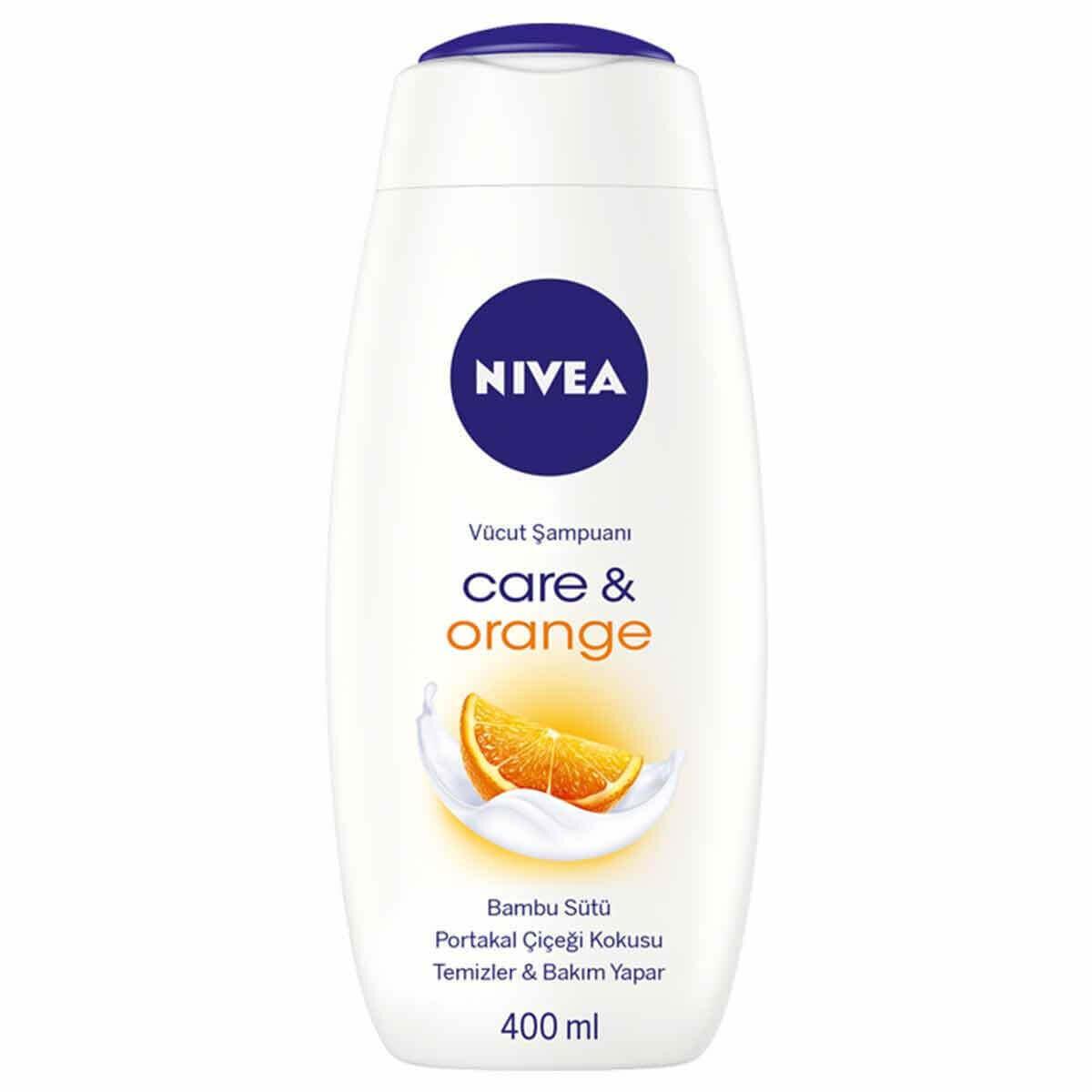 Care & Orange Vücut Şampuanı 400 ml