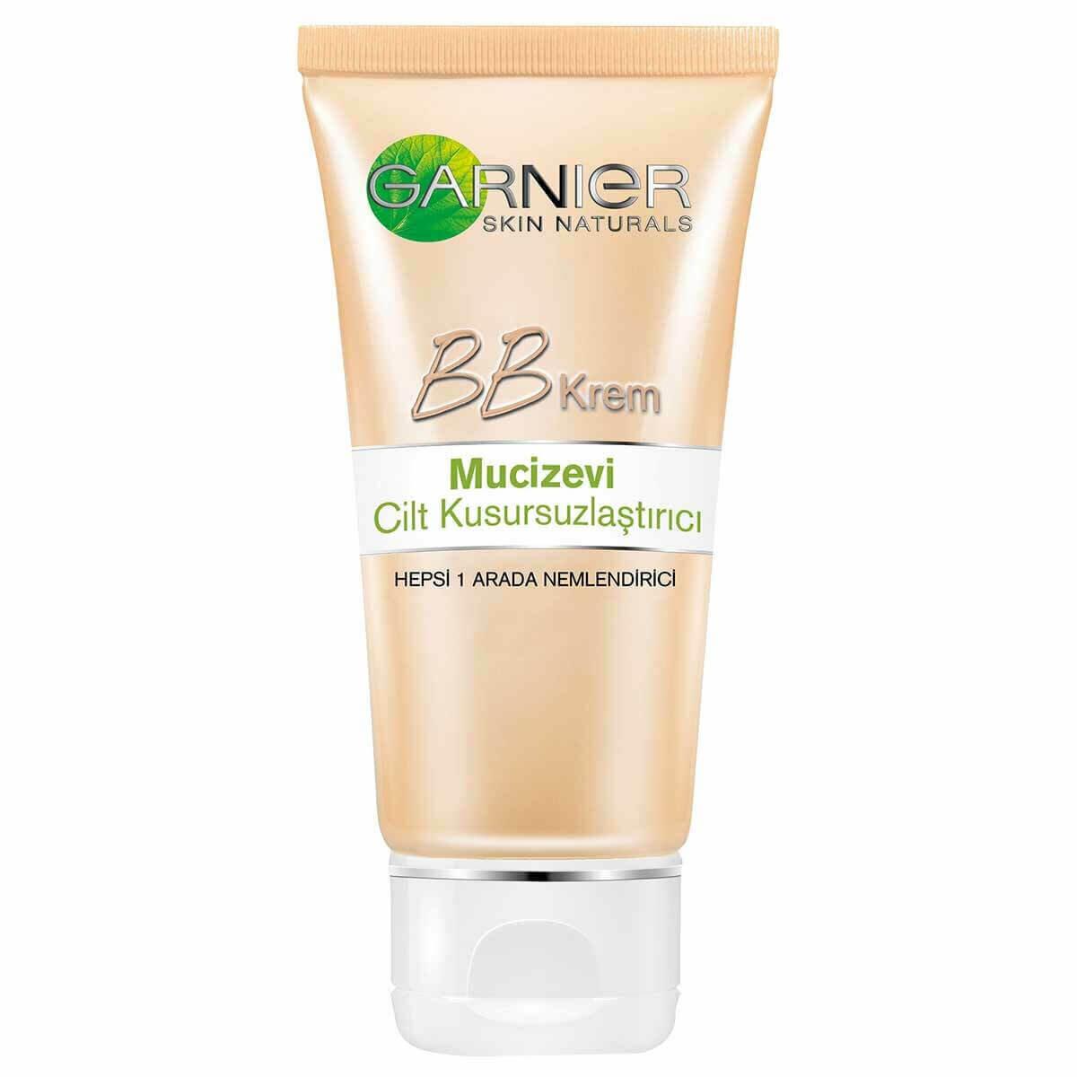 Bb Cream Kapatıcı Krem - Orta Ton 50ml