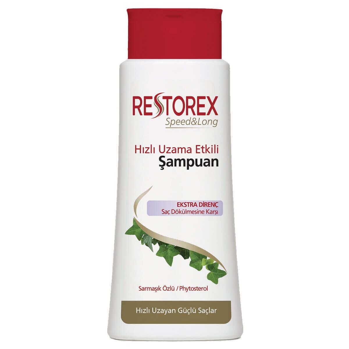 Saç Dökülmesine Karşı Şampuan 600 ml