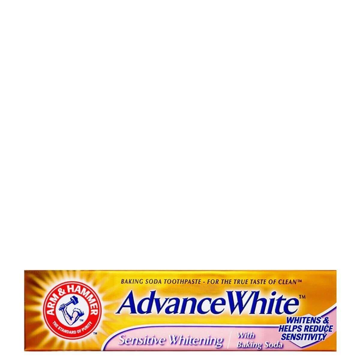 Diş Macunu Beyazlatici/Hassas 75ml