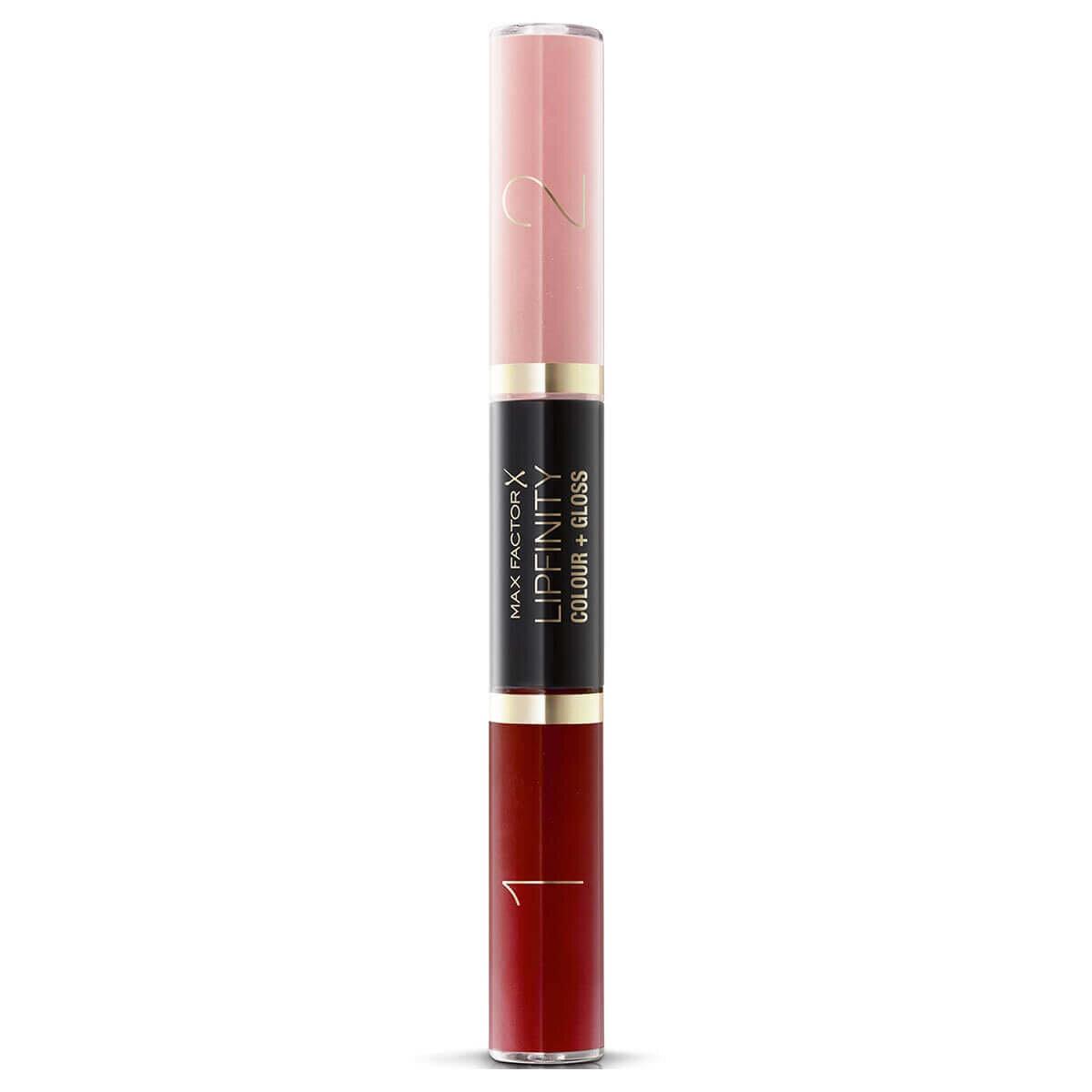 Lipfinity Lipgloss Ruj Color & Gloss No. 660