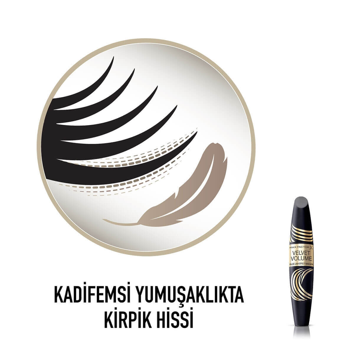 Velvet Volume False Lash Effect Markara Siyah