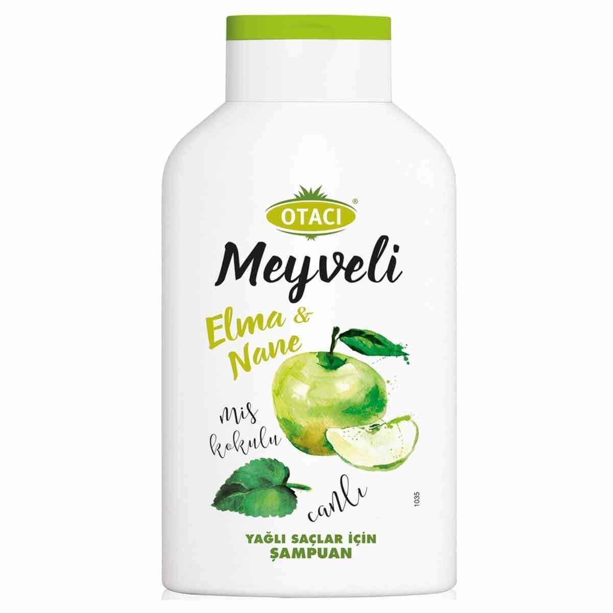 Meyveli Elma Nane Şampuan 400 ml