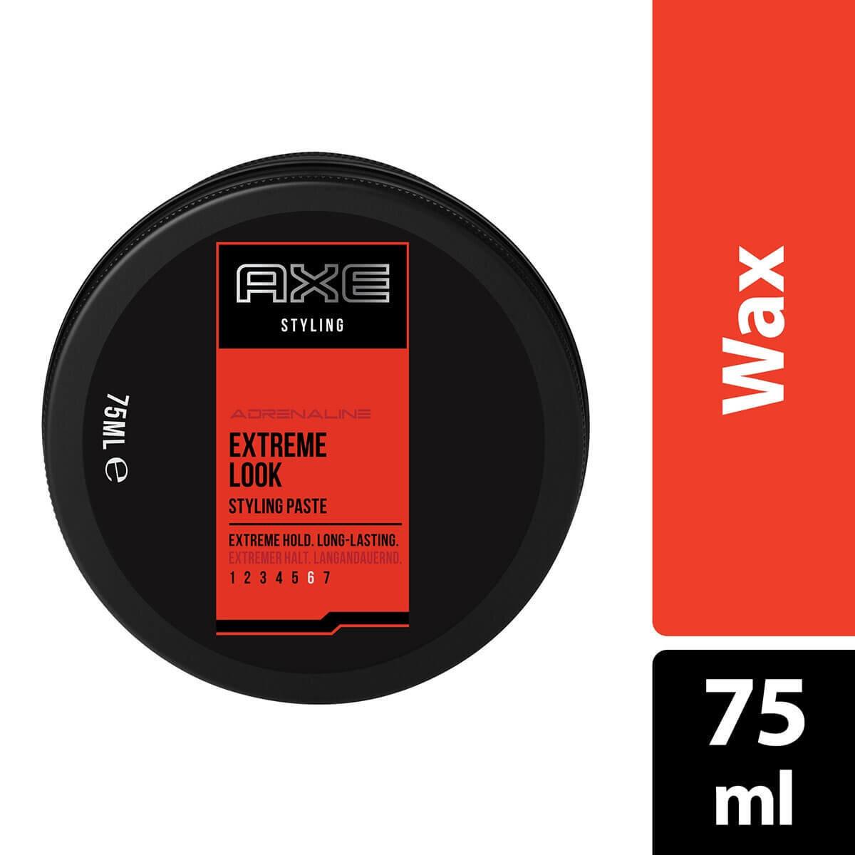 Wax Adrenaline Extreme Look 75ml
