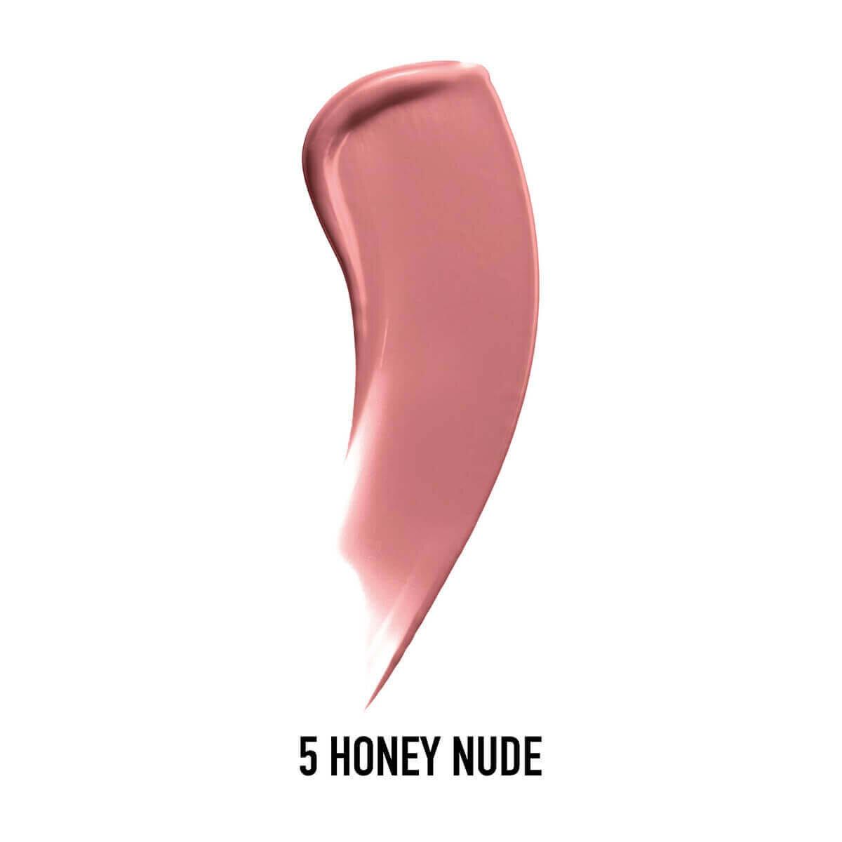 Honey Lacquer Gloss Honey Nude 05