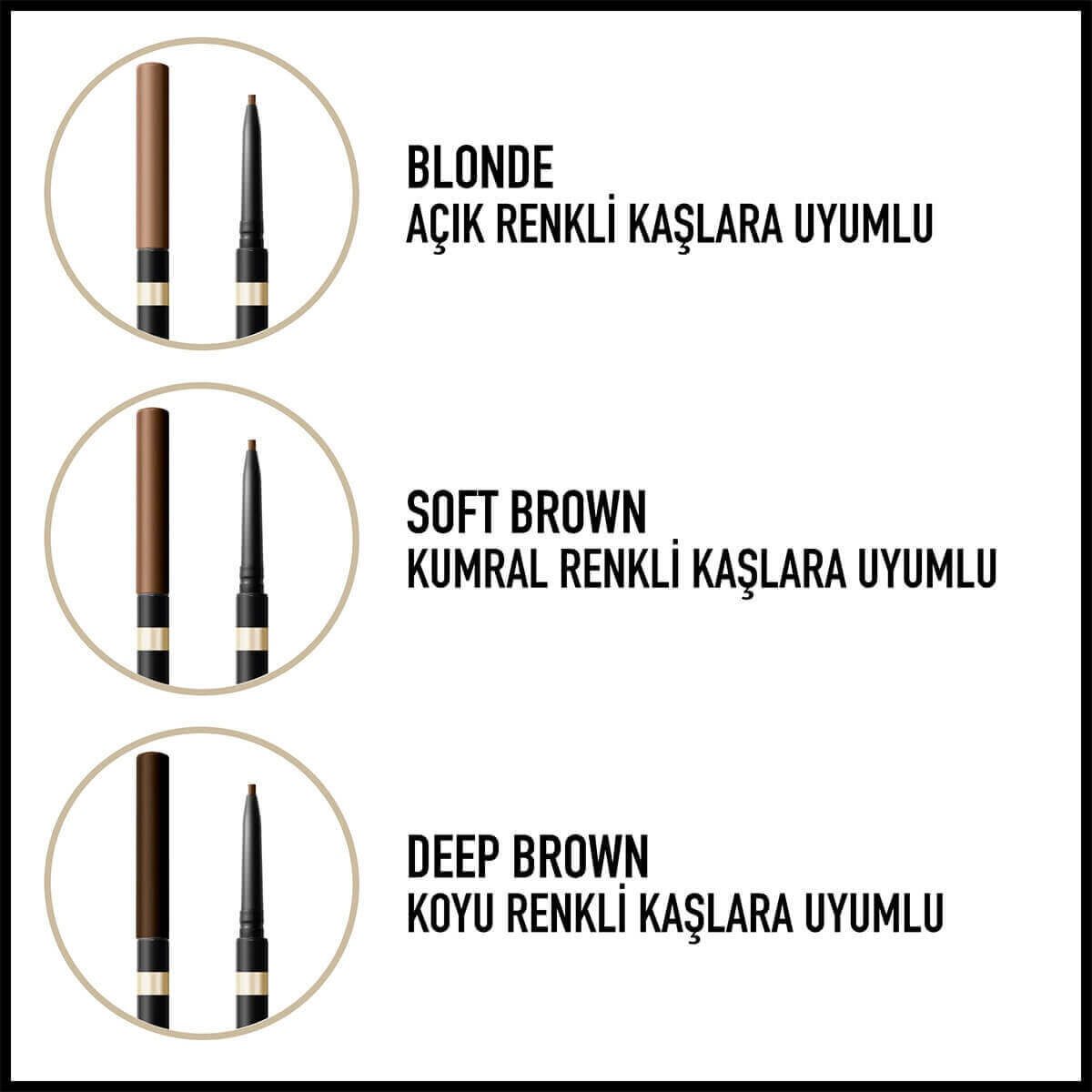 Brow Shaper Brown 20