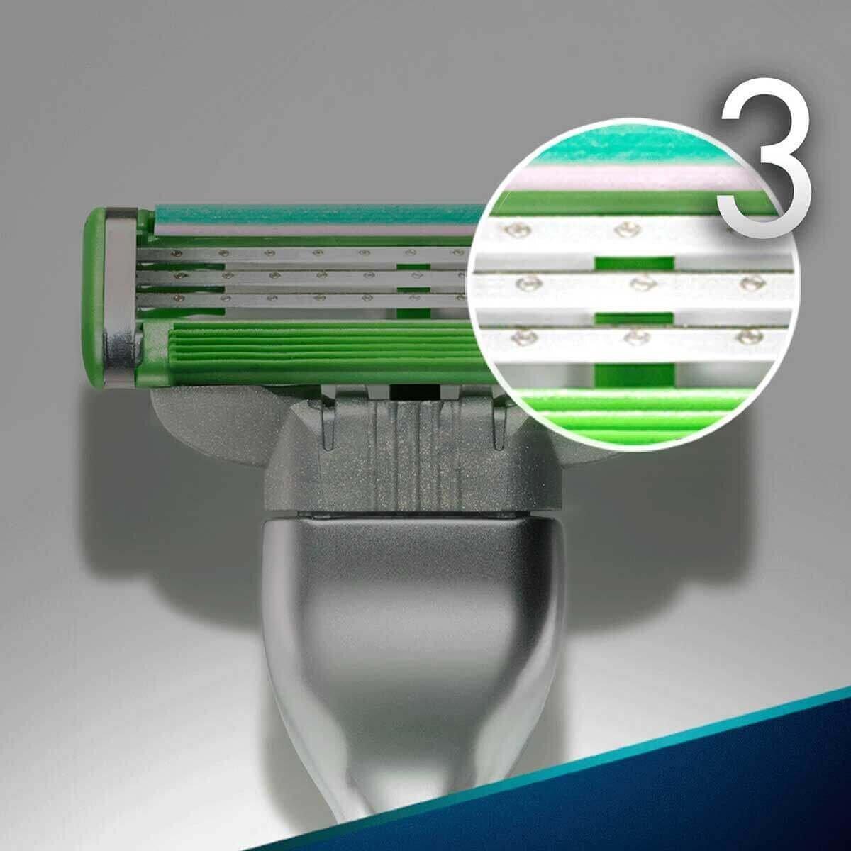 Mach3 Sensitive Tıraş Makinesi